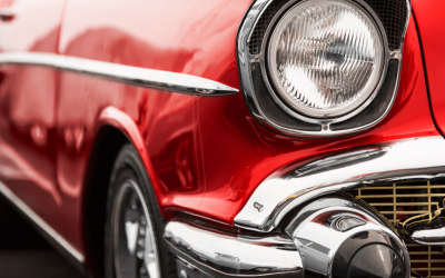 Top 3 Reasons adding Chrome accessories to your car will improve its appearance.